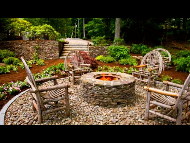 100 Fire Pit Design Ideas 2017 - Stone steel and Wood Creative Fire Pit