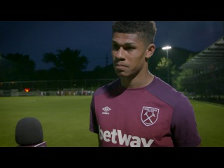 ASHLEY FLETCHER THRILLED WITH GOAL AND ASSIST PERFORMANCE vs FULHAM