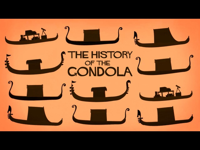 Corruption, wealth and beauty The history of the Venetian gondola - Laura Morelli