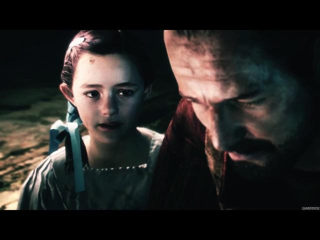 Resident Evil Revalations 2 - Барри с девкой спасает мир :))