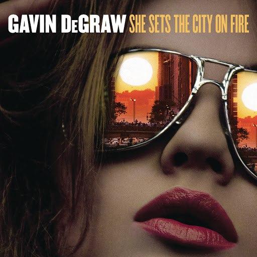 Gavin DeGraw альбом She Sets The City On Fire
