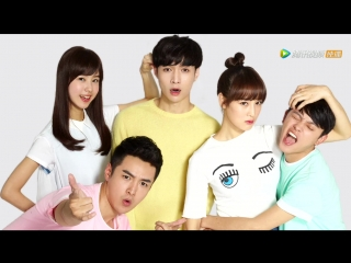 [BTS] 170330 Operation Love Photoshoot BTS @ EXO's Lay (Zhang Yixing)