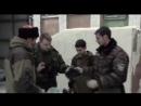 Ополченец Гиви получает помощь от соратников Новороссии