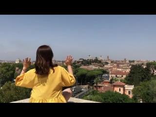 3주간의 유럽여행의 끝 마지막 로마 안농..😆🇮🇹 #유럽#여행#이탈리아#로마#여행끝#곧#개... Рим 10.08.2017