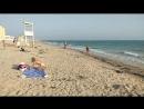 Крым , Евпатория , Пляж , 19 Сентября 2017г.