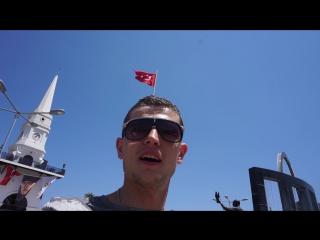 Відпочинок в Туреччині Кемер (Ярик,Діма) Літо 2017