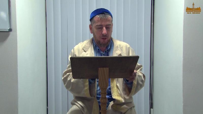 Тlахlир Абубакаров: 241 суннат - Аллахl Делаца йолу ойла хаза хилар.