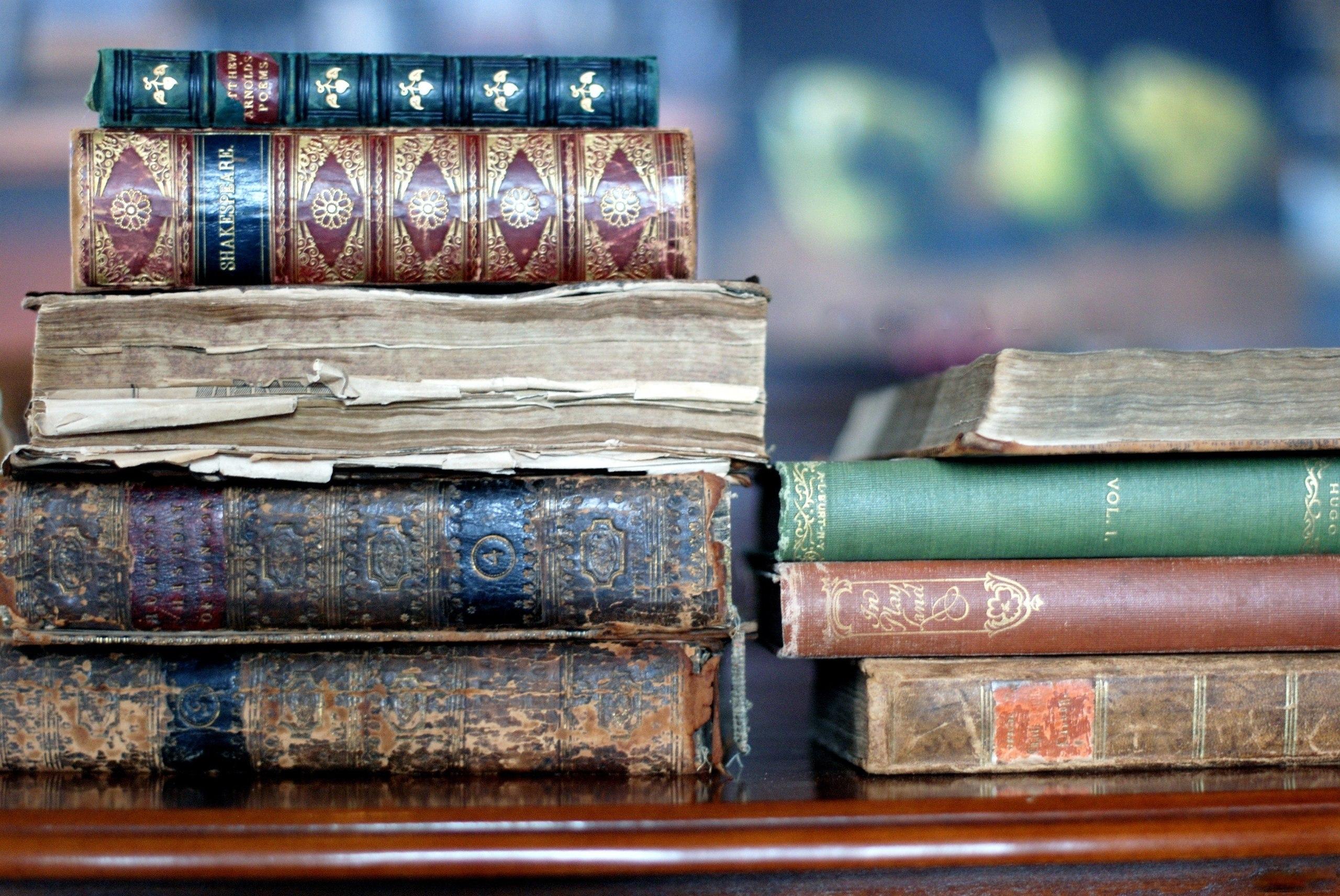 ИМЛИ РАН выложил более 600 редких научных книг в свободный доступ