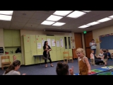 13 September 2017 Story time, Salem, Oregon, U.S.A.