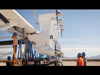 Google испытал летающий генератор ветра