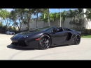 Lamborghini Aventador Roadster LP700 4 ANGRY BULL RIDE Exhaust Sound Acceleratio