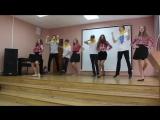 11А - Самый смешной номер на день учителя 2015 - МБОУ Школа №3 г.Рязани