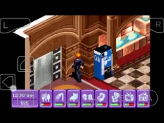 Let's play The urbz sims in the city for GameBoy Advance part 1 *SMOLIK1998*