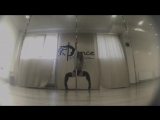 Exotic Dance features by i-Style brand ambassador Tatiana Kurochkina