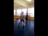 Тренировка в парах 27.07.17