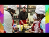 Кулинарный мастер-класс от поваров и барменов кафе-бара