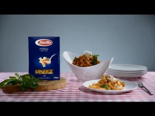 Первая Кулинарная Помощь Barilla. Выпуск 5. Семейный ужин