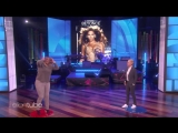Queen Latifah Delivers Spot-On Impressions of Pop Icons RUS SUB
