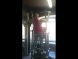 Андрей Ревин. Тренировка на мышцы спины и трицепс
