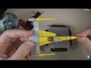 RasPacDi: Naboo Starfighter Lego 9674 Обзор
