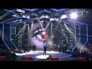 Гела Гуралиа - Earth Song - Голос - Четвертьфинал - Сезон 2 (1)
