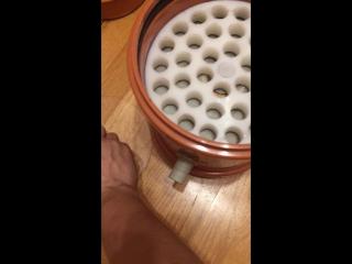 Видео обзор. Станок для изготовления заготовок под шар