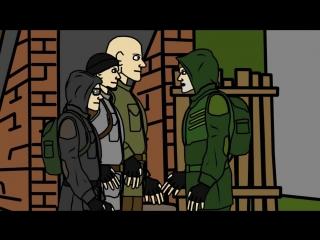 Сталкер- Новички 1 серия