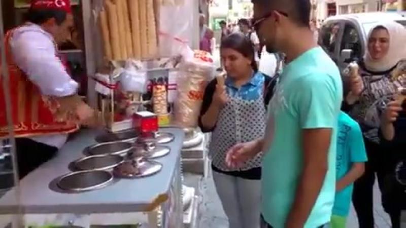 Turkiya muzqaymoq dokoni