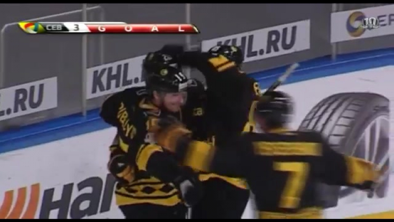 Lada 4 Severstal 5 SO, 20 November 2017 Highlights
