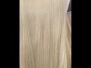 Красиииивые прикрасиииивые волосы Сашеньки, как у куколки Барби😊, кератин bb gloss😍