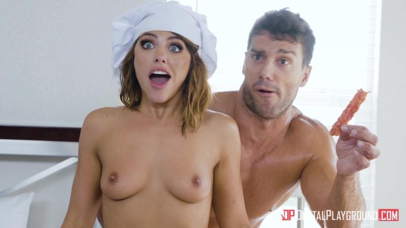 Adriana Chechik & Ramon Nomar [HD 1080, All Sex, Big Tits, Brunette, Hairy, Cheating, Uniform, Cumshot]