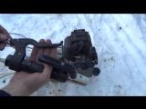 Самодельный сварочный генератор (Homemade welding generator)