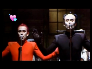 The Man Who Sold The World (Live) - David Bowie Featuring Klaus Nomi (Joey Arias)