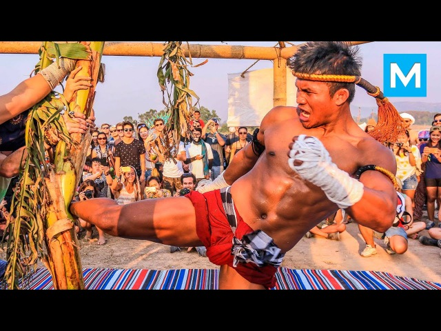 MUAY THAI MONSTER - Buakaw Banchamek   Muscle Madness