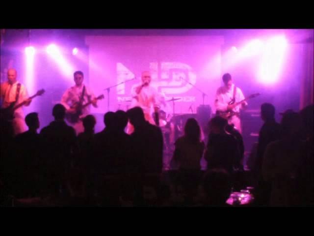 NEW DISORDER - A senseless tragedy (Bloodstreams) - Live May, 15th 2014 Jailbreak (ROME, IT)