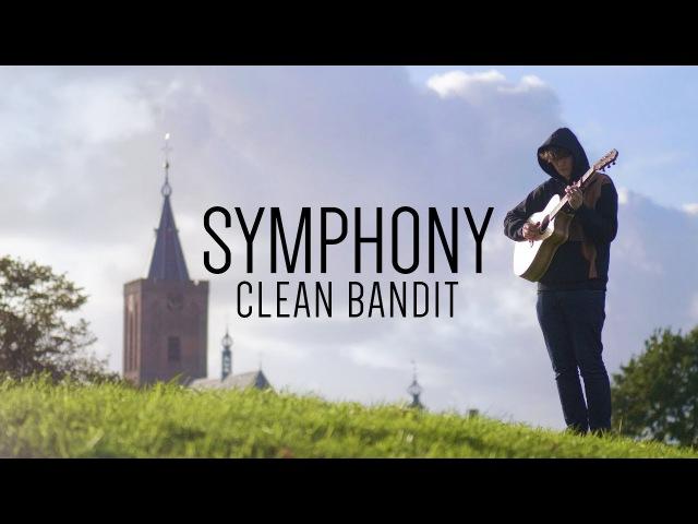 Clean Bandit Symphony feat Zara Larsson Fingerstyle Guitar Cover