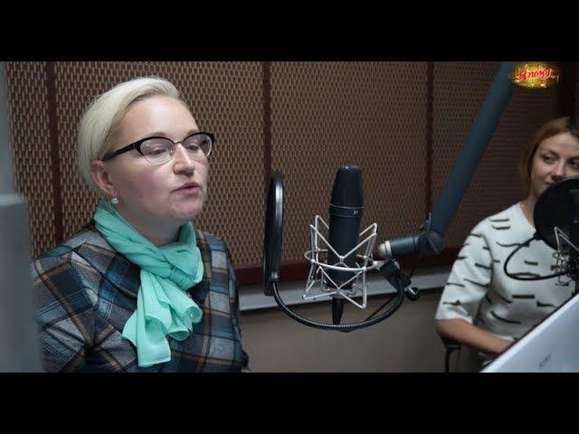 Программа Я пою на Детском радио.Елена Нейно