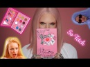 BURN BOOK MEAN GIRLS EYESHADOW PALETTE HIT OR MISS?! | Jeffree Star