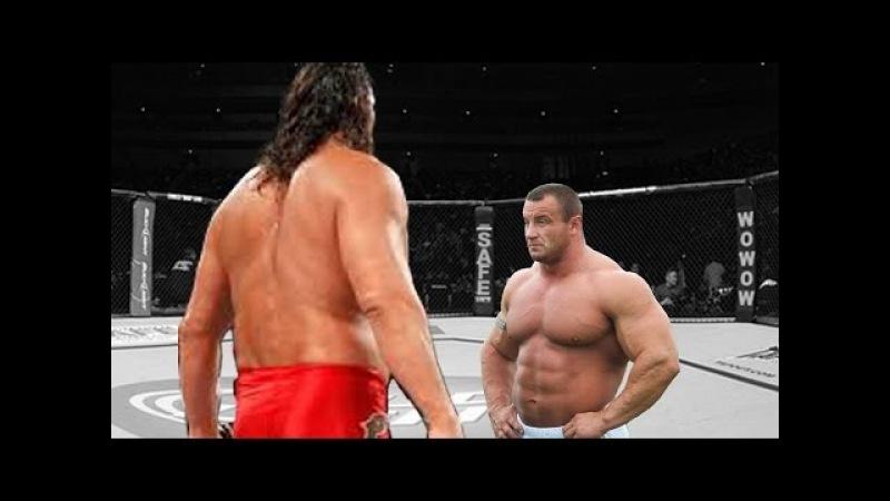 WAR of TITANS in MMA