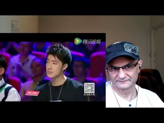 Atameken by China's kazakh kid Daniyar Tolkynuly REACTz