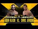 WFW NXT - Aiden Black vs Chris Jericho