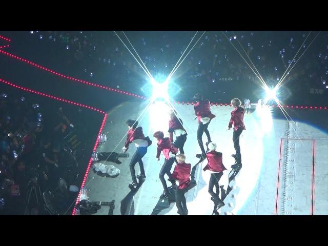 171021 BTS Taiwan 演唱會 FIRE (3) 神曲