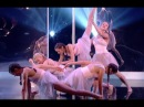 Alesha's Golden Buzzer Act Dance Their Way With 'Rise Up' Semi Final 4 BGT 2017