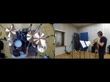Panzerballett - Some Skunk Funk (Drum &amp Trumpet cover)