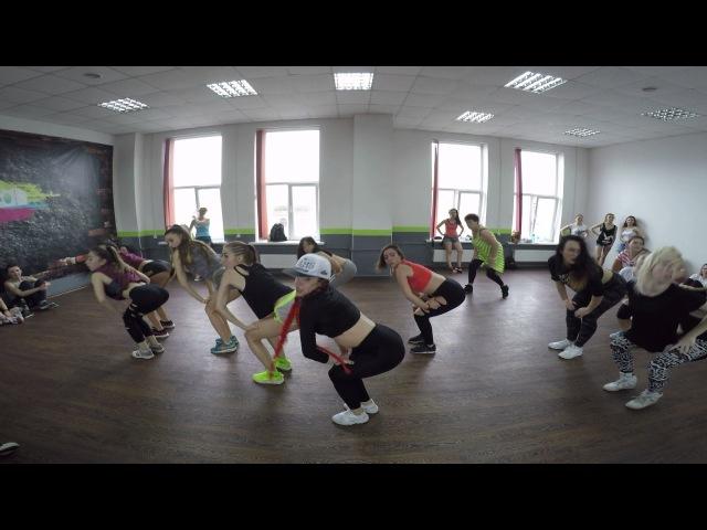 Katerina Krasnikova in Latin Motion | Contra la Pared | Group 2 2