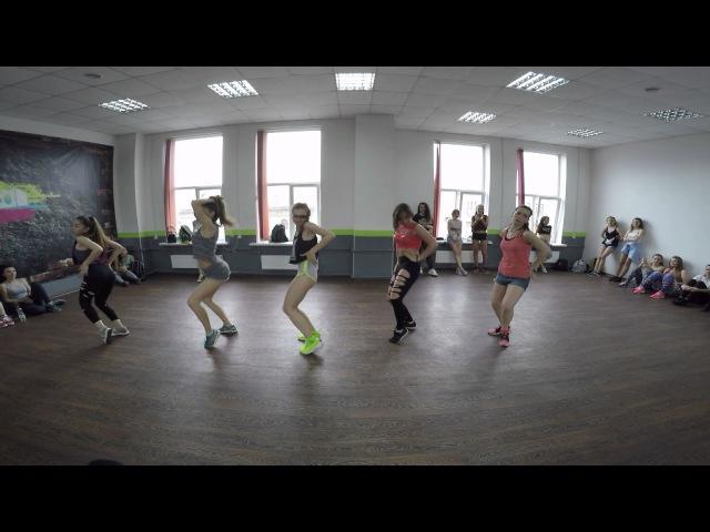 Katerina Krasnikova in Latin Motion | Contra la Pared | Group 3