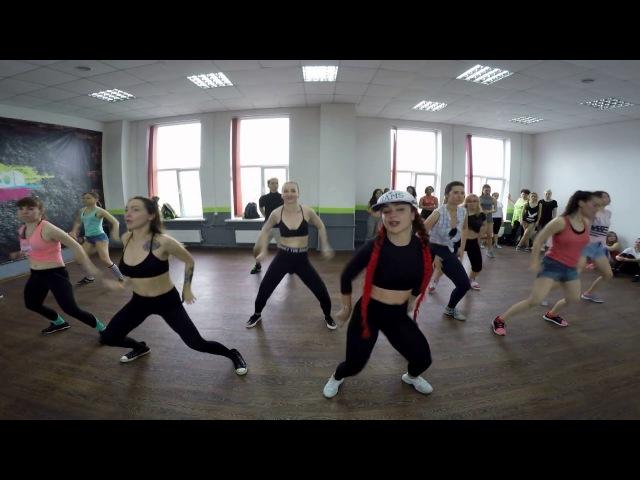 Katerina Krasnikova in Latin Motion | Contra la Pared | Group 1 2