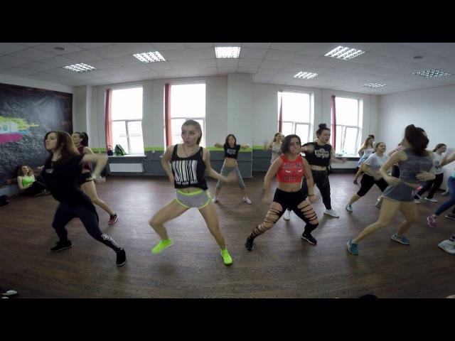 Katerina Krasnikova in Latin Motion | Contra la Pared | Group 2 1