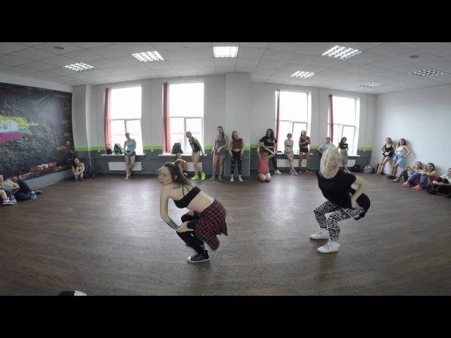 Katerina Krasnikova in Latin Motion | Contra la Pared | Group 4