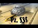 Pz. S35 (прем танк 3 уровня). World of Tanks Blitz. Летсплей
